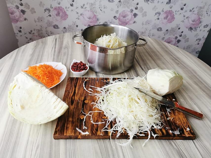 Специи для засолки капусты