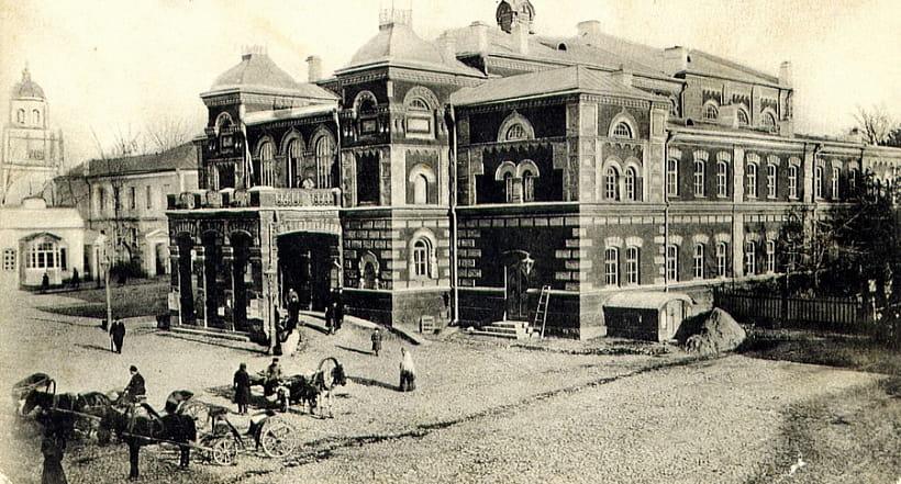 Могилевский драмтеатр