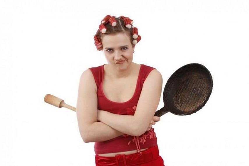 Лабиринты, смешные картинки со сковородкой