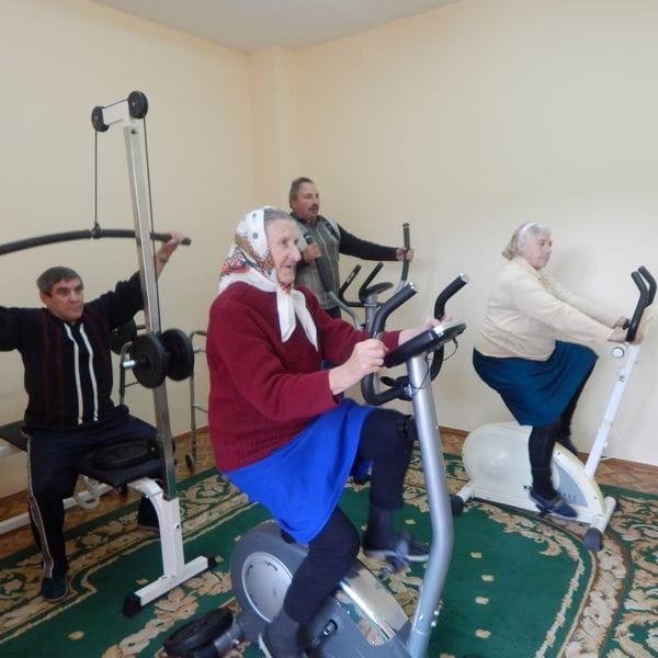 Дом престарелых в осиповичском районе кого берут в дома престарелых в россии