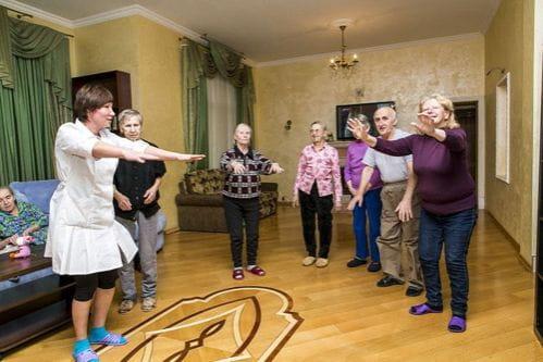 Санаторий на дому для пожилых боровской дом интернат для престарелых и инвалидов